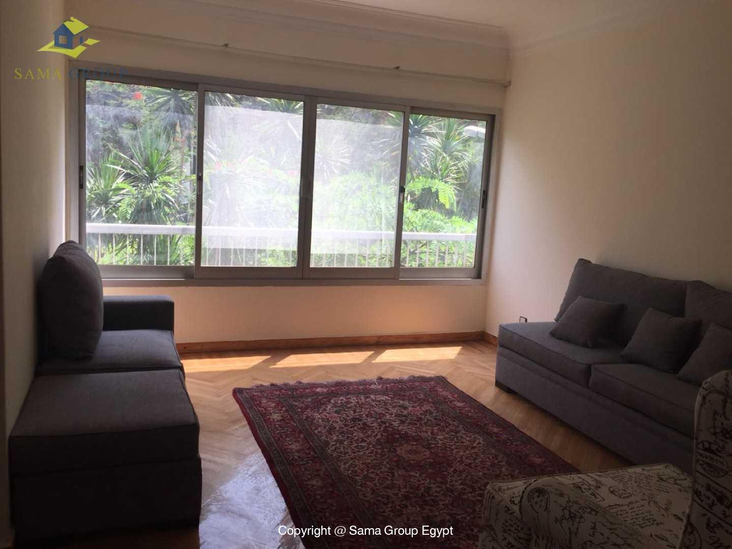Apartment For Rent In Maadi Closse To CAC,Furnished,Apartment NO #7