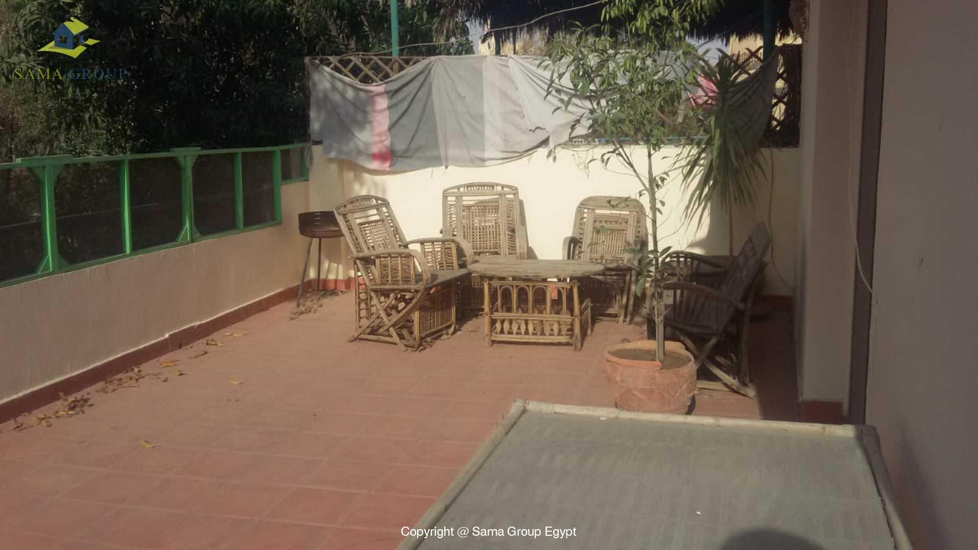 Penthouse For Rent In Maadi Sarayat,Furnished,Penthouse NO #7