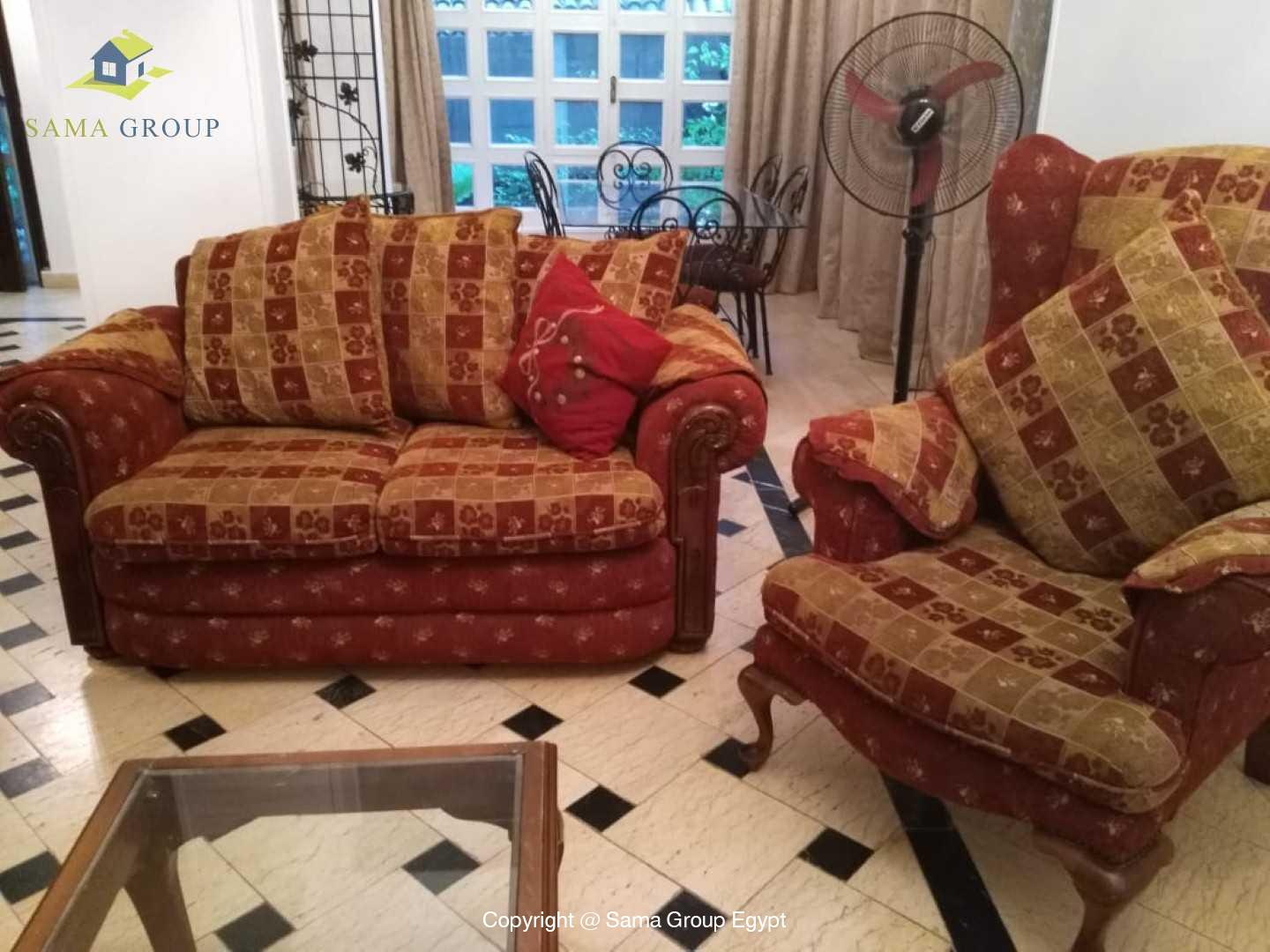 Fully Furnished Ground Floor For Rent In Maadi,Furnished,Ground Floor NO #11