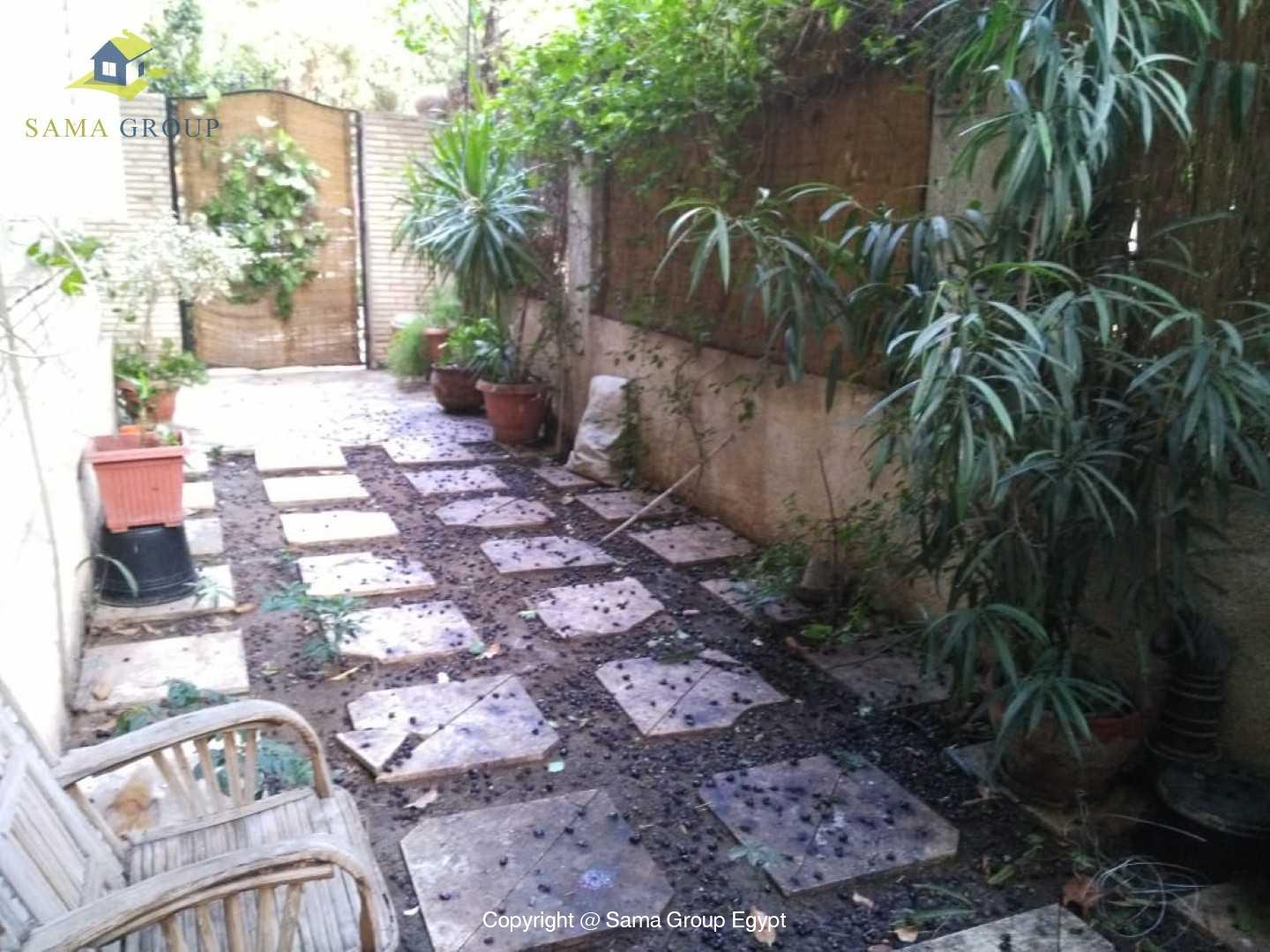 Fully Furnished Ground Floor For Rent In Maadi,Furnished,Ground Floor NO #7