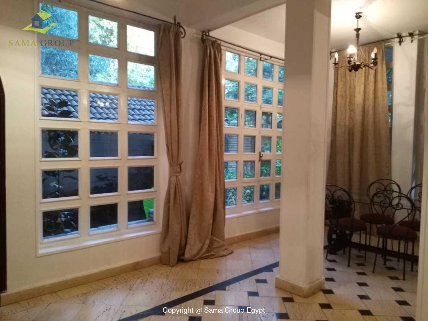 Fully Furnished Ground Floor For Rent In Maadi,Furnished,Ground Floor NO #6