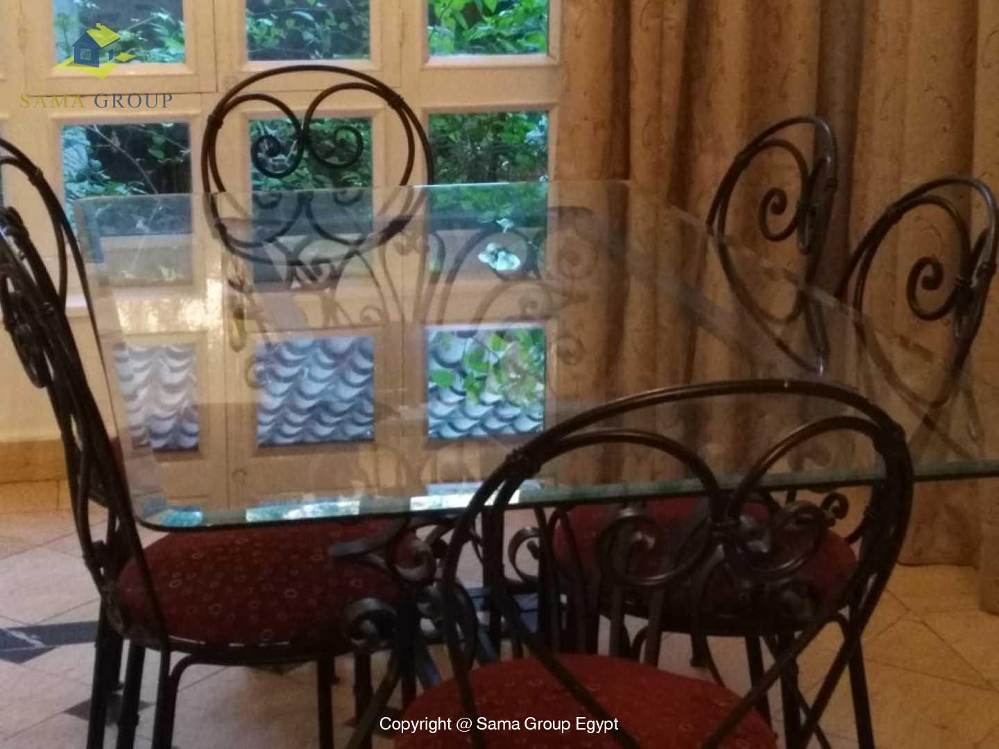 Fully Furnished Ground Floor For Rent In Maadi,Furnished,Ground Floor NO #3