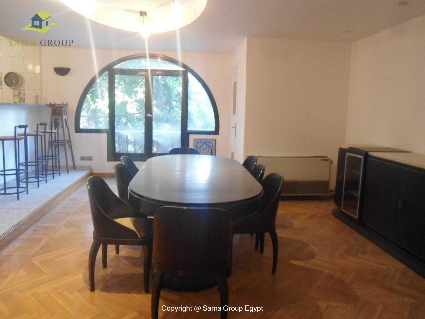 Furnished Apartment For Rent In Maadi Sarayat,Modern Furnished,Apartment NO #12