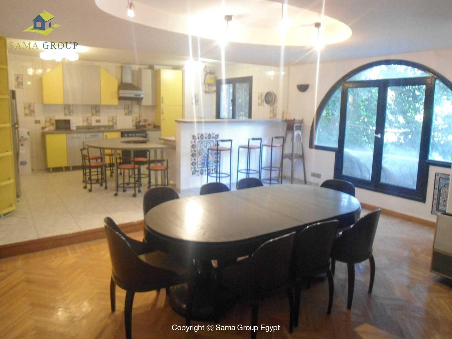 Furnished Apartment For Rent In Maadi Sarayat,Modern Furnished,Apartment NO #10