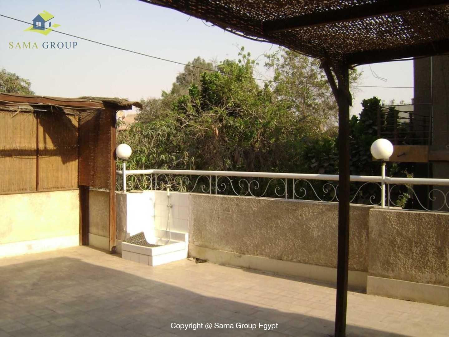 villa For Rent In Maadi,Semi furnished,Villa NO #14