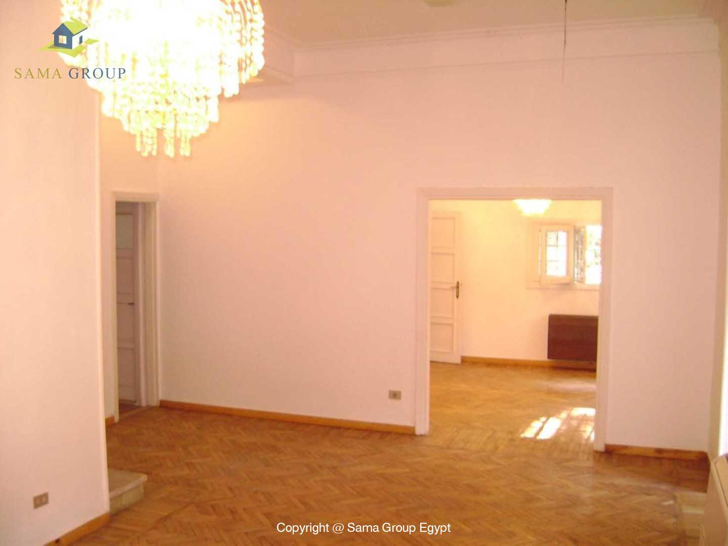 villa For Rent In Maadi,Semi furnished,Villa NO #12