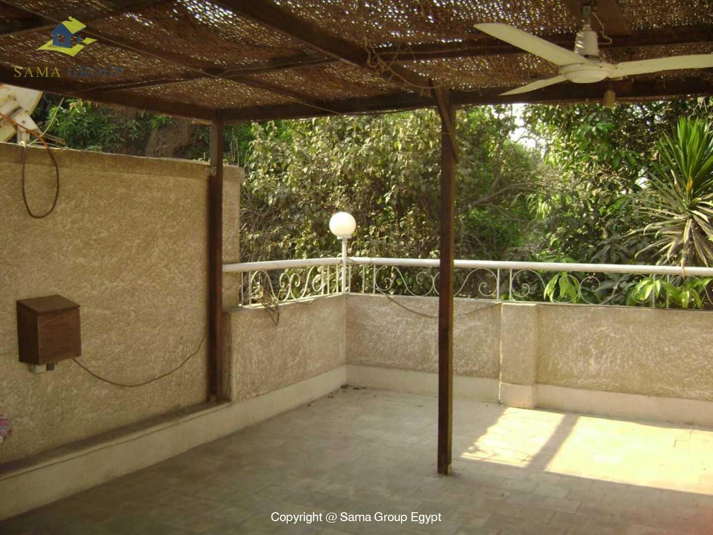 villa For Rent In Maadi,Semi furnished,Villa NO #9