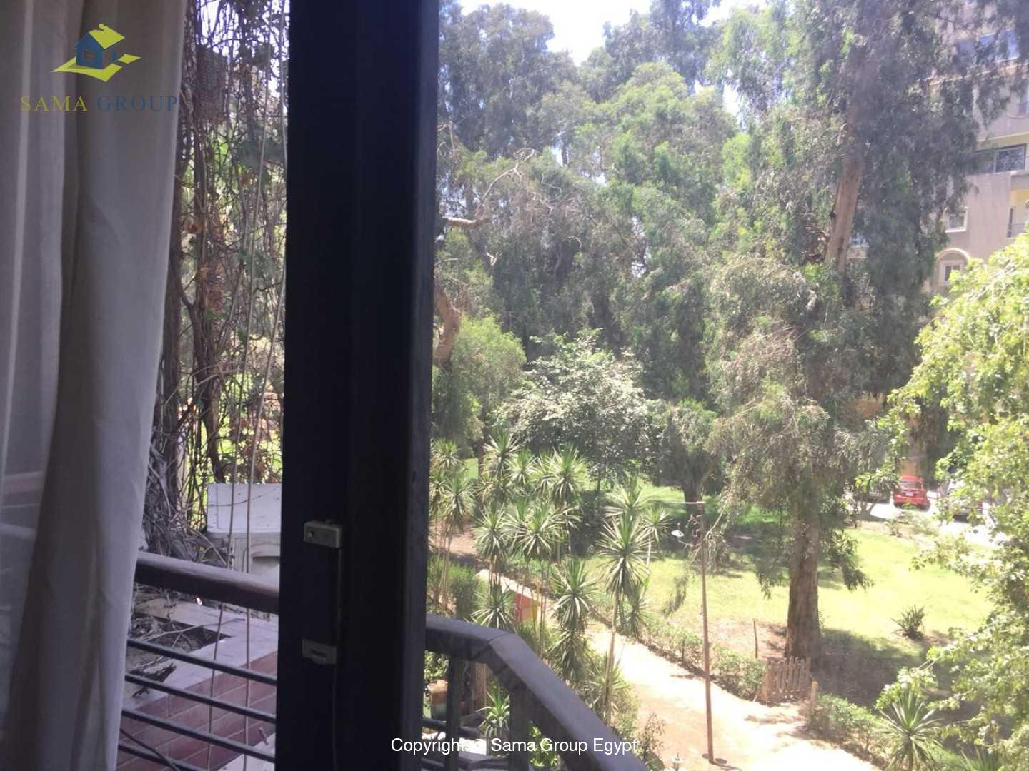 Furnished Apartment For Rent In Maadi Sarayat,Furnished,Apartment NO #12