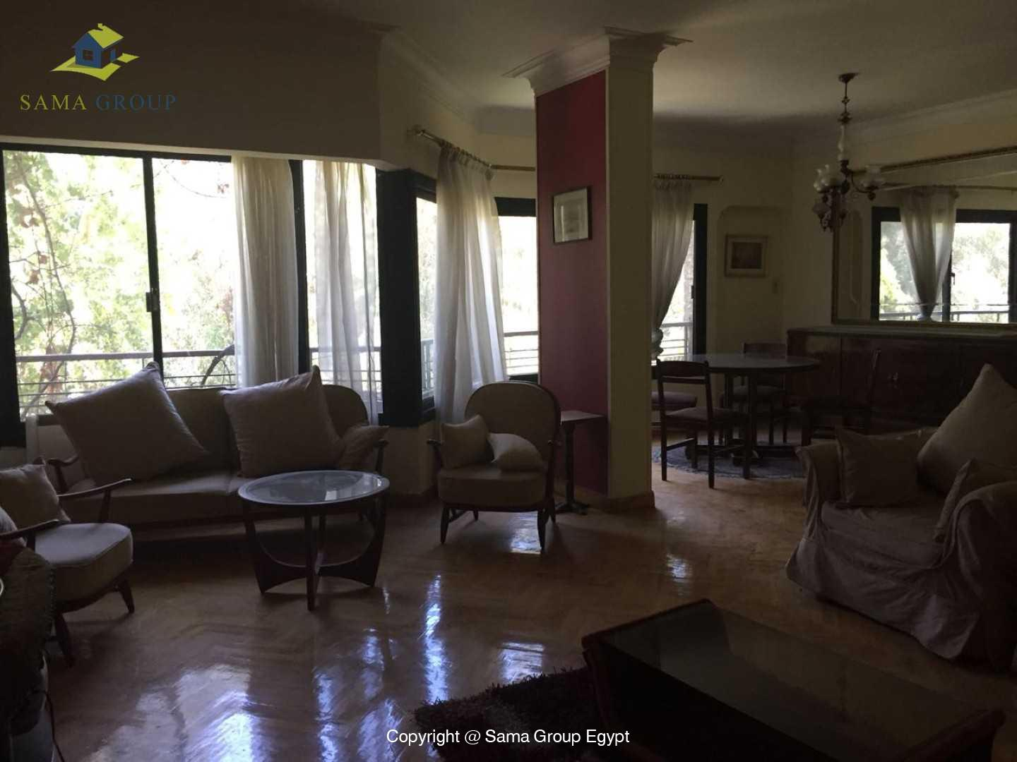 Furnished Apartment For Rent In Maadi Sarayat,Furnished,Apartment NO #8