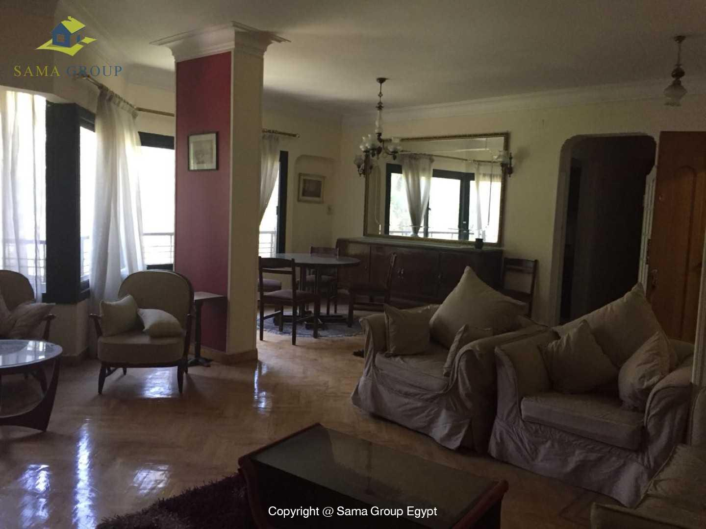 Furnished Apartment For Rent In Maadi Sarayat,Furnished,Apartment NO #16