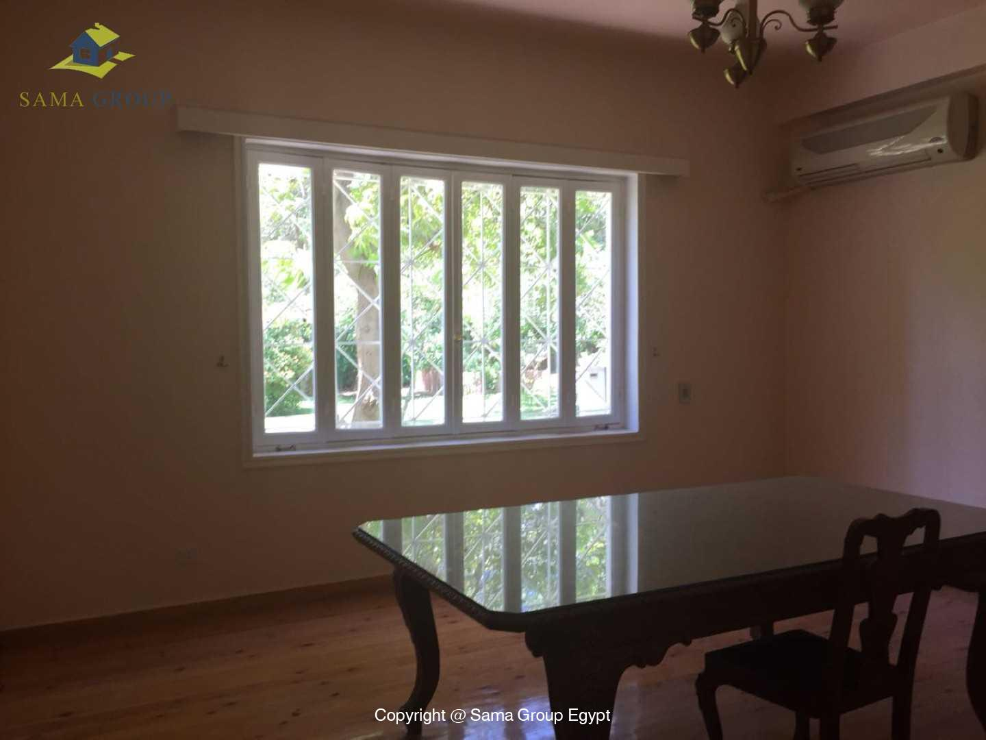 Villa For Rent In Maadi Degla,Semi furnished,Villa NO #10