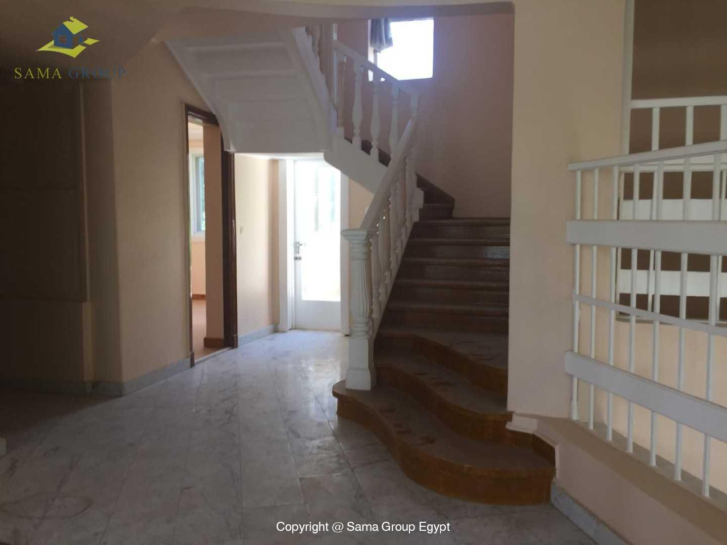 Villa For Rent In Maadi Degla,Semi furnished,Villa NO #8