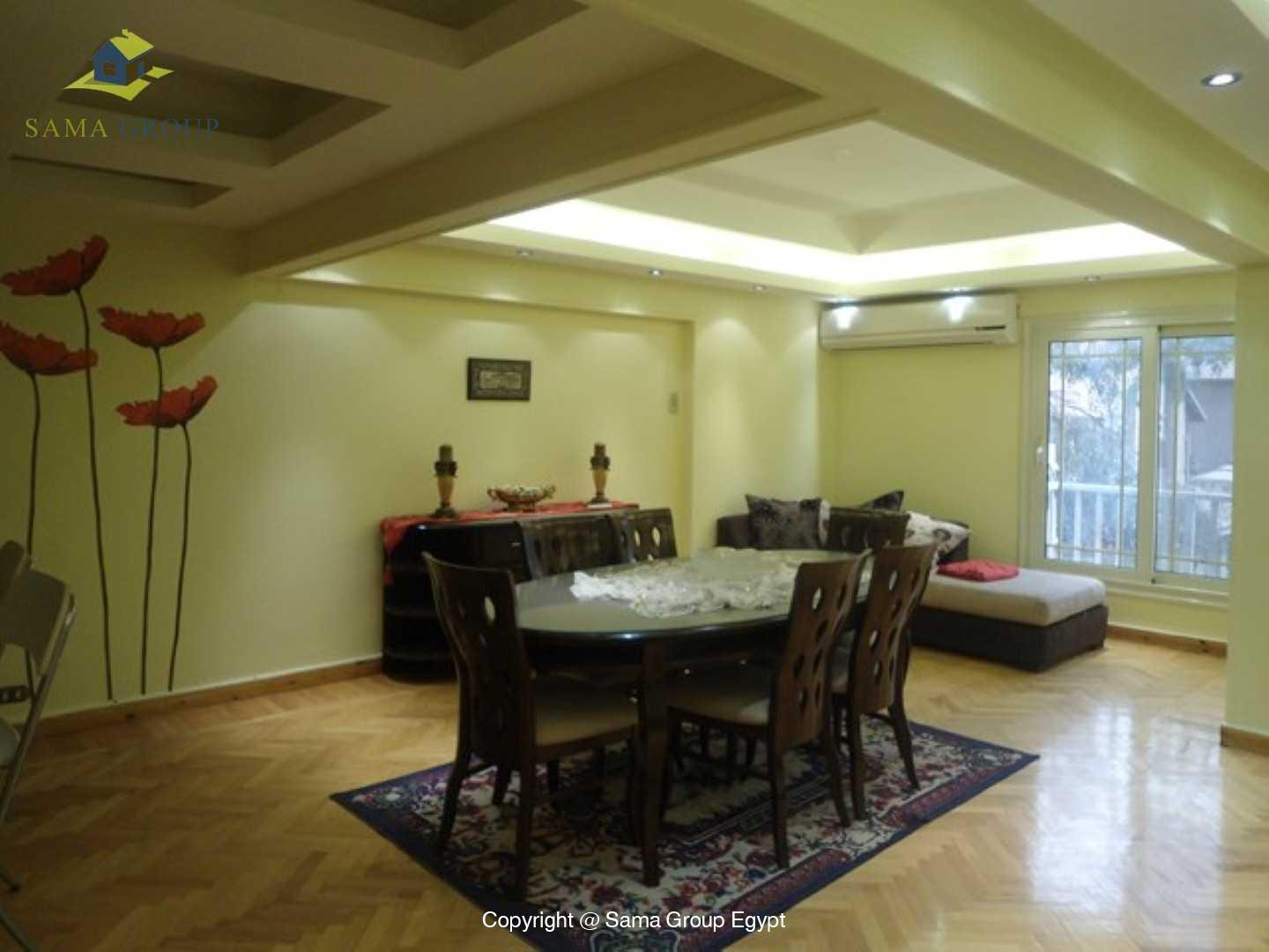 Fully Furnished Apartment For Rent In Maadi Sarayat,Modern Furnished,Apartment NO #10