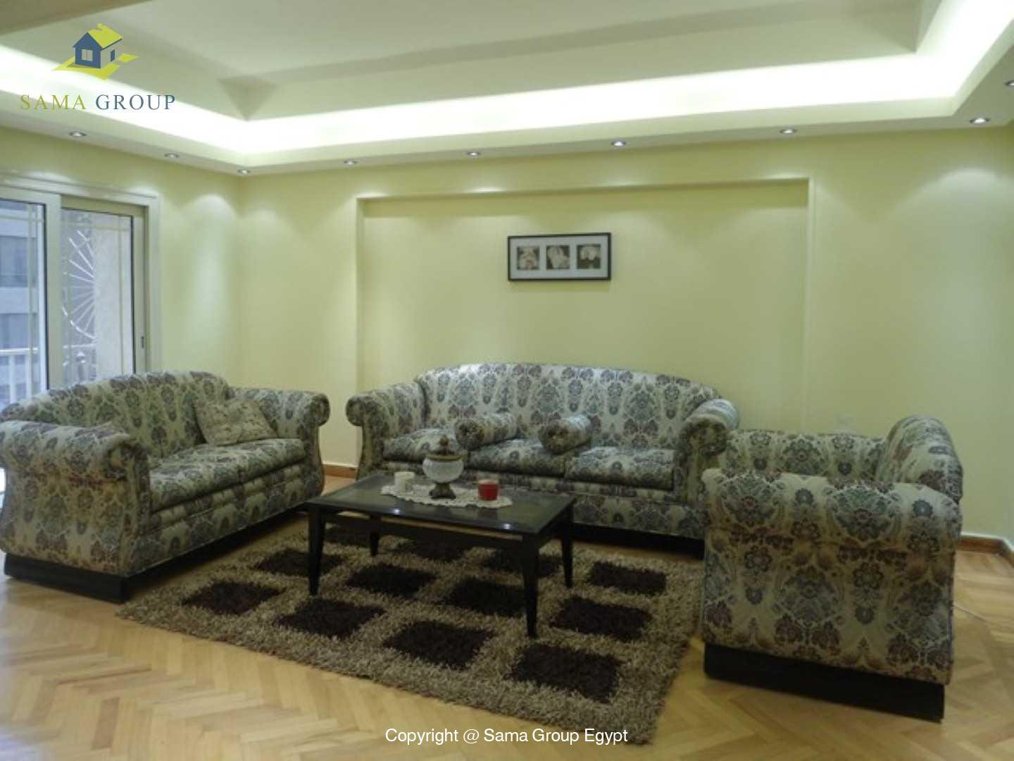 Fully Furnished Apartment For Rent In Maadi Sarayat,Modern Furnished,Apartment NO #9