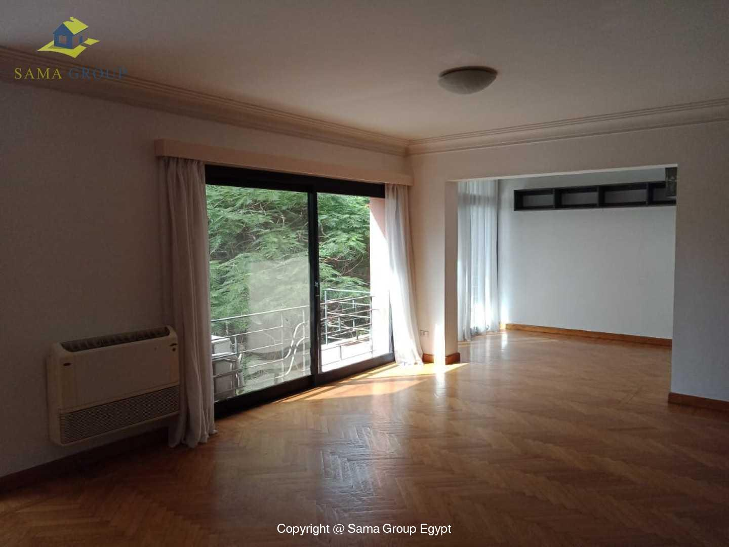 Semi Furnished Apartment For Rent In Maadi Sarayat,Semi furnished,Apartment NO #13