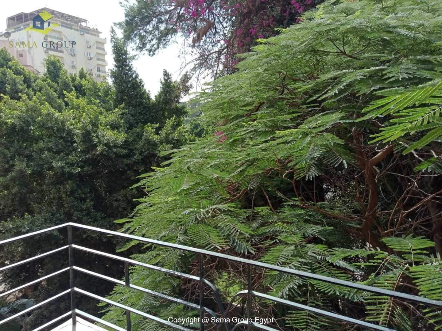 Semi Furnished Apartment For Rent In Maadi Sarayat,Semi furnished,Apartment NO #6