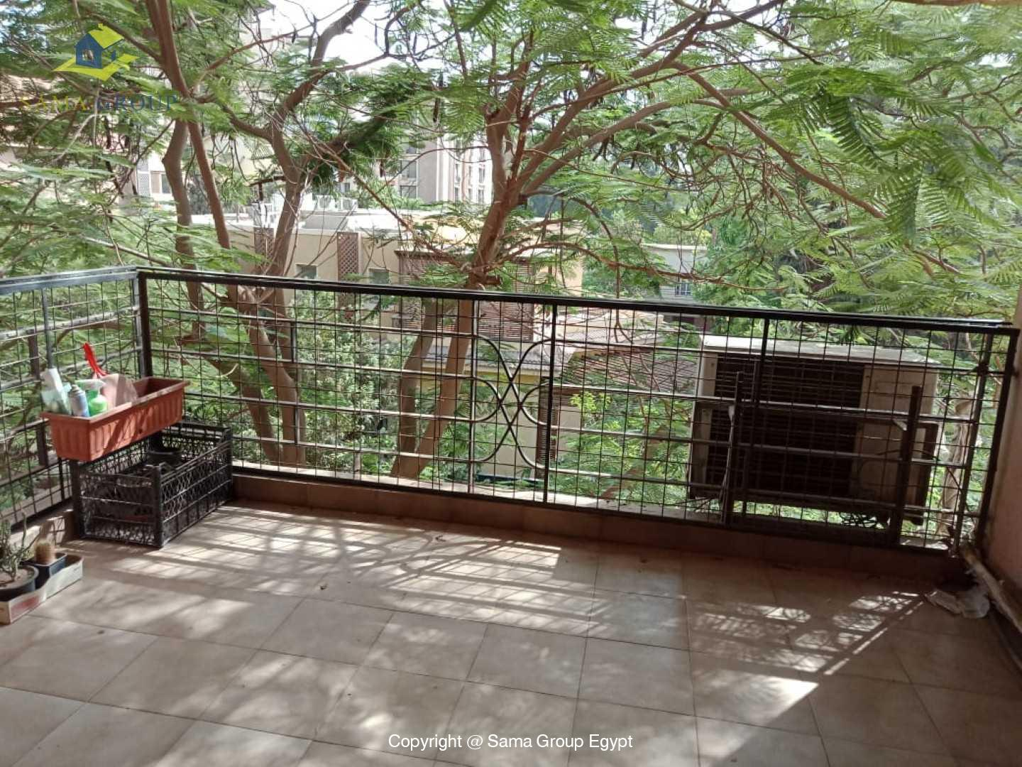 Semi Furnished Apartment For Rent In Maadi Sarayat,Semi furnished,Apartment NO #3
