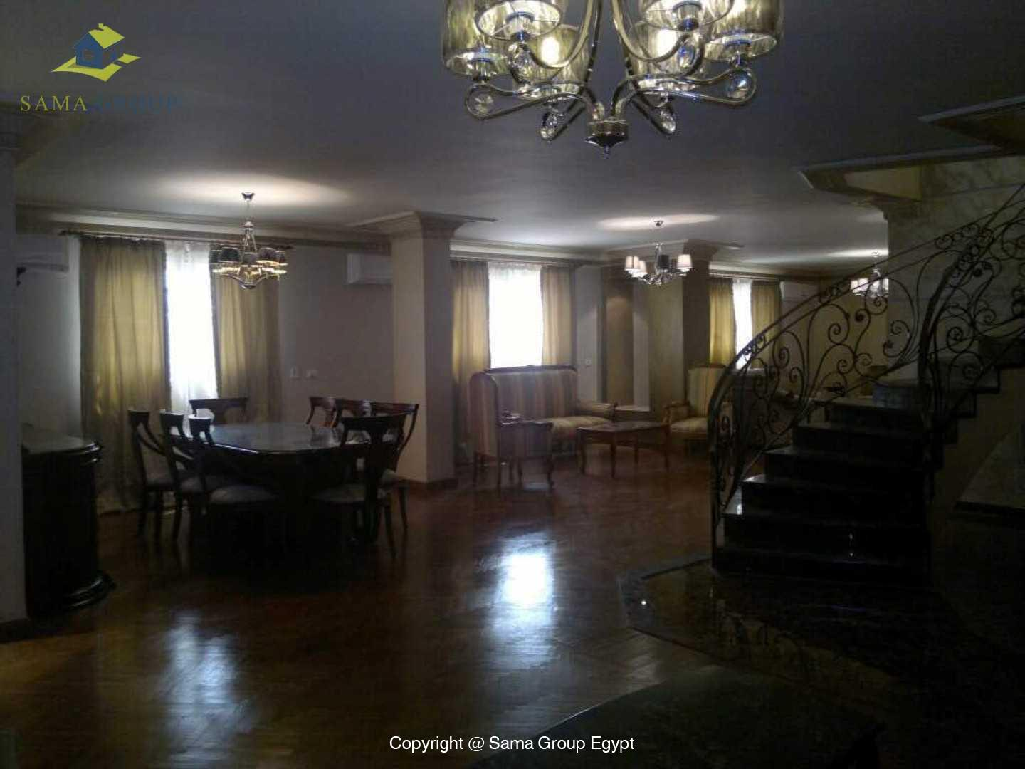 Penthouse Duplex For Rent In Maadi,Furnished,Penthouse NO #9