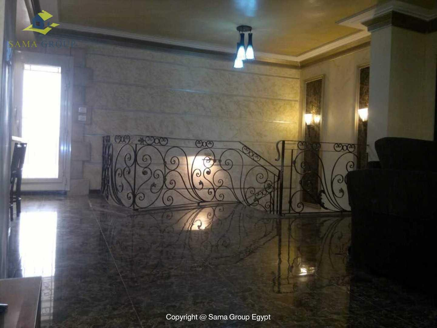 Penthouse Duplex For Rent In Maadi,Furnished,Penthouse NO #8