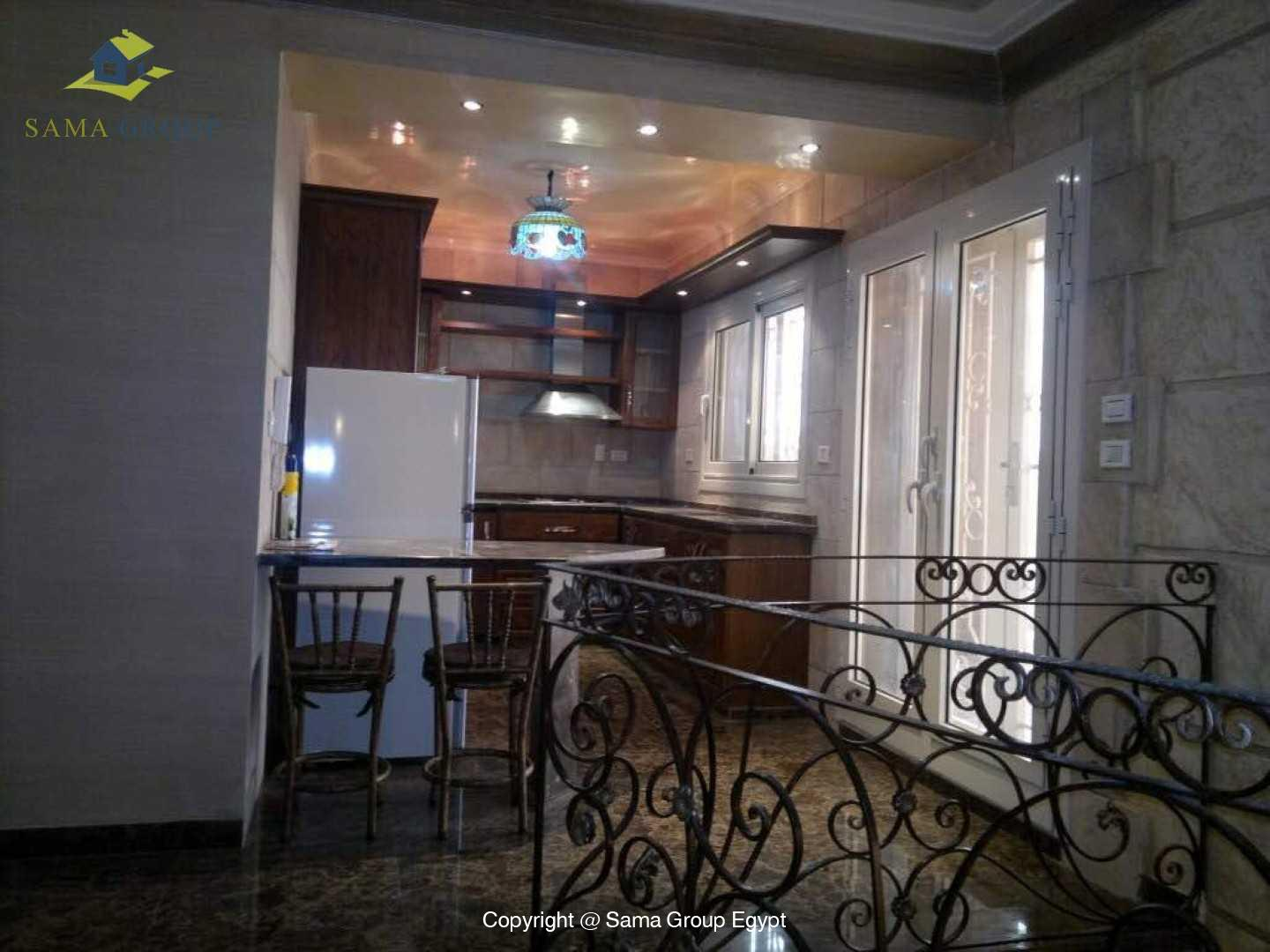 Penthouse Duplex For Rent In Maadi,Furnished,Penthouse NO #5