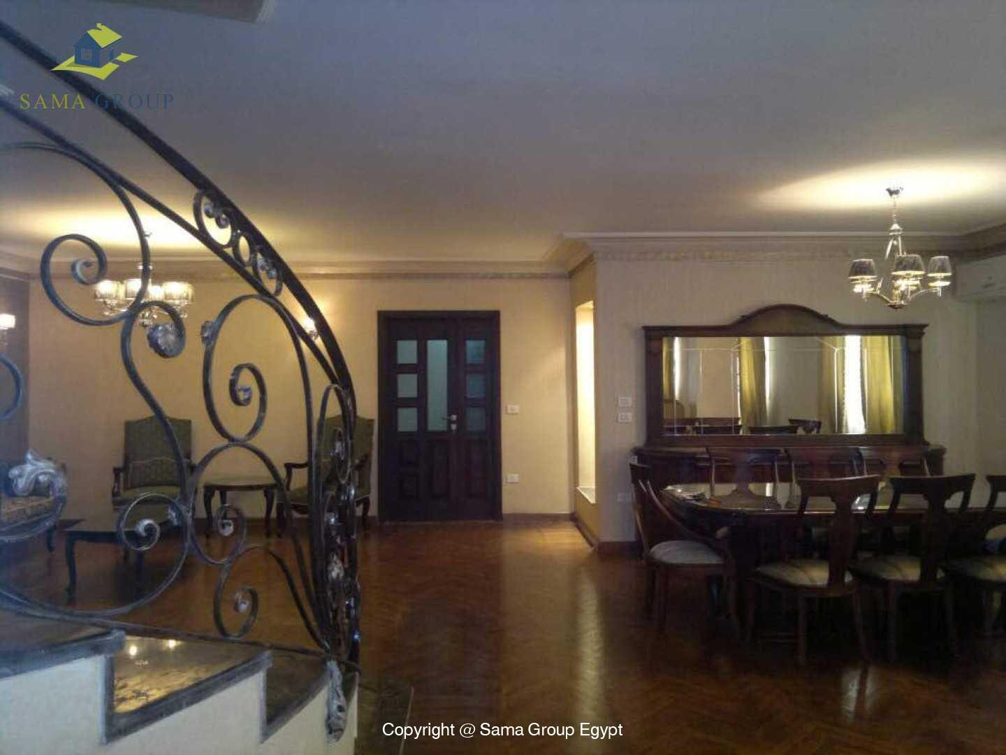 Penthouse Duplex For Rent In Maadi,Furnished,Penthouse NO #4