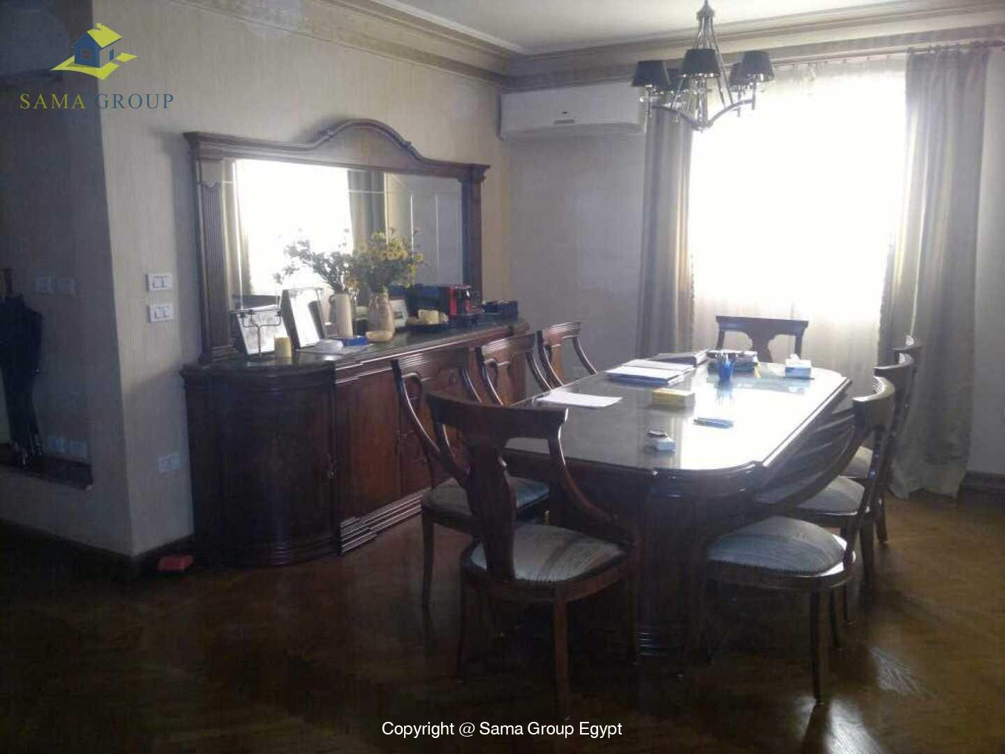 Penthouse Duplex For Rent In Maadi,Furnished,Penthouse NO #2