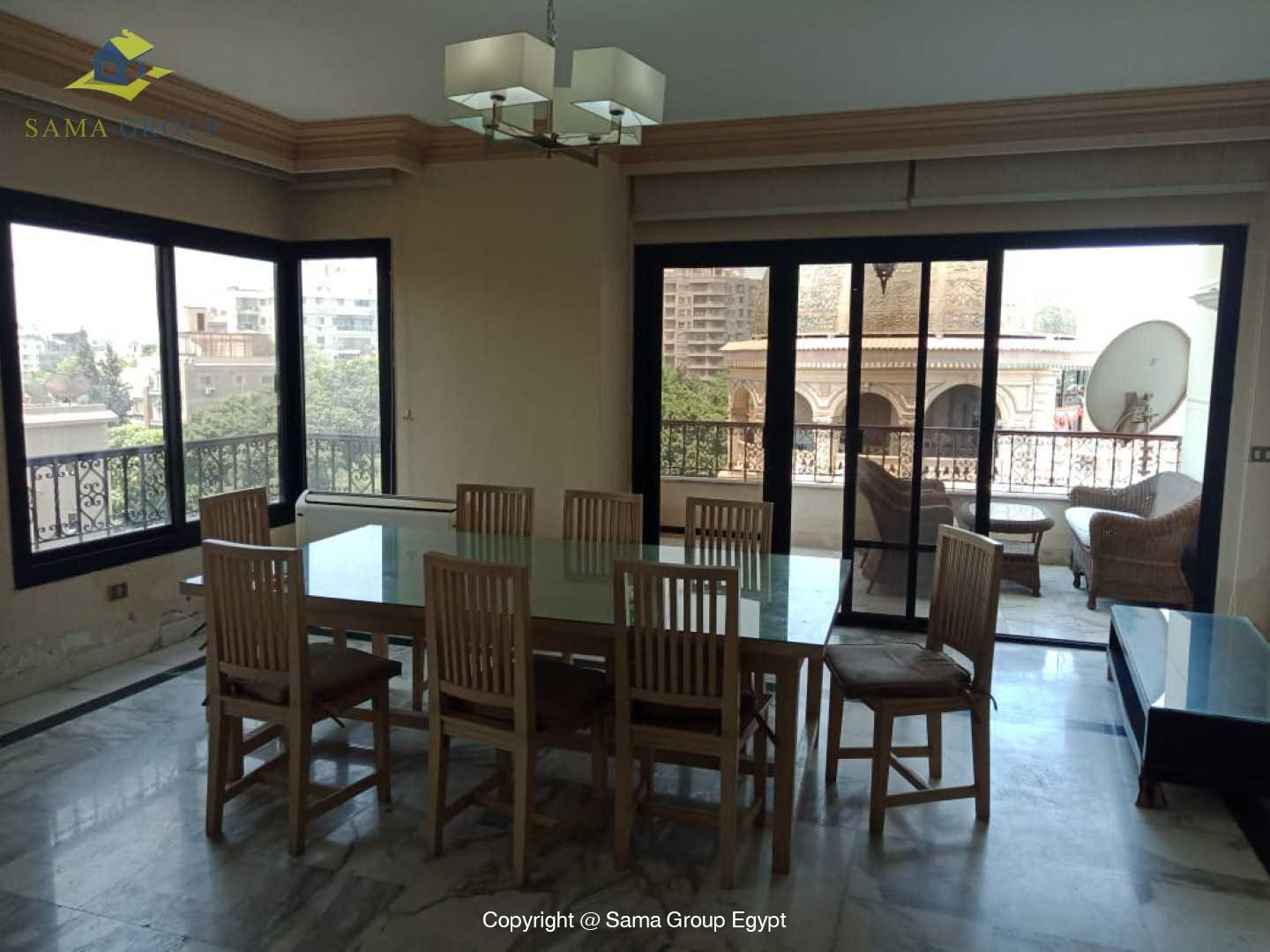 Furnished Apartment For Rent In Maadi Degla,Furnished,Apartment NO #3