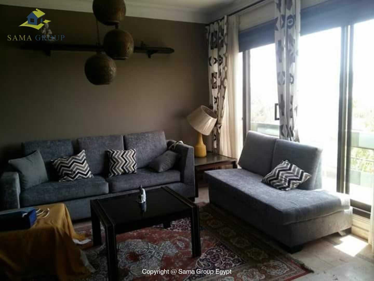 Penthouse For Rent In Maadi,Furnished,Penthouse NO #11