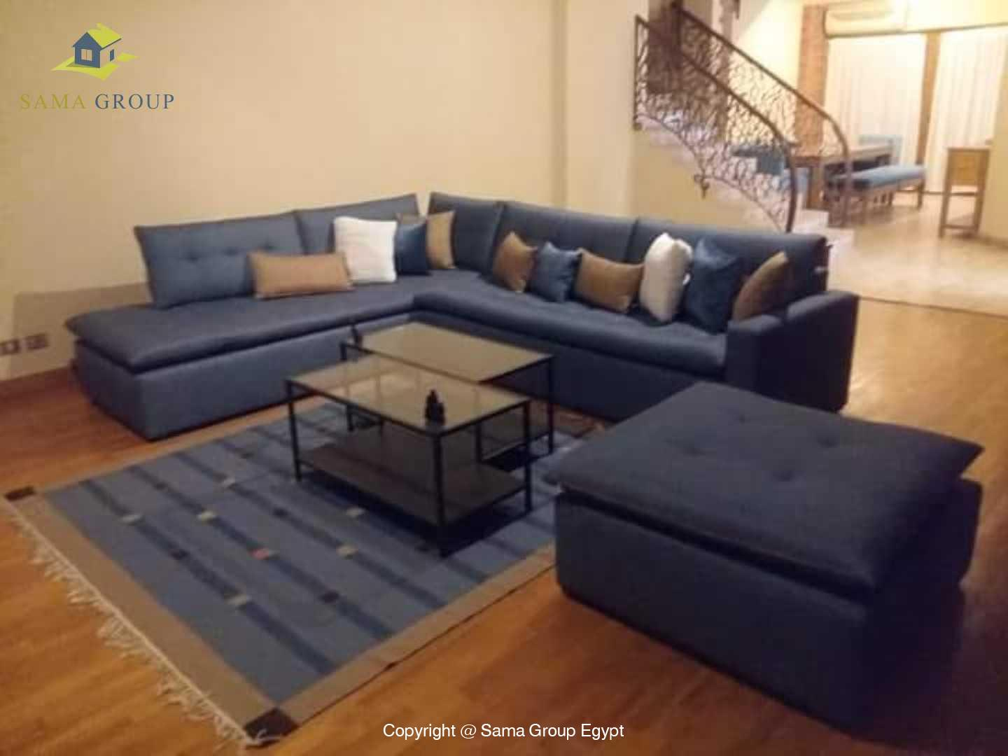 Ground Floor For Rent In Maadi Sarayat,Modern Furnished,Ground Floor NO #8