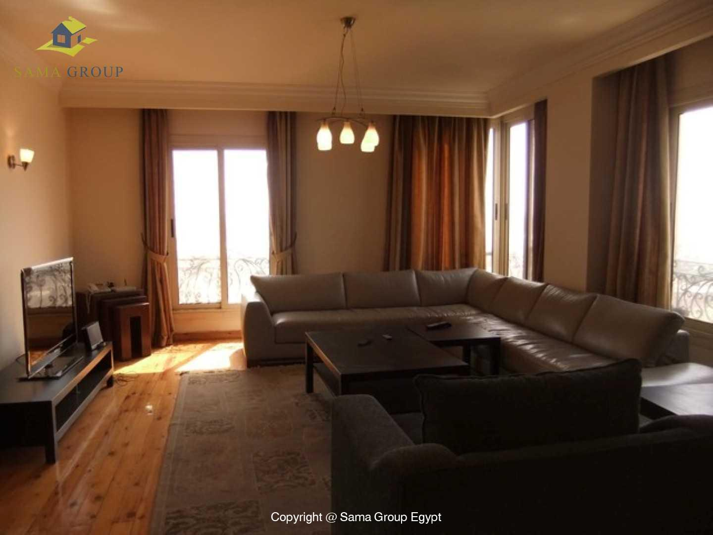 Modern Furnished Penthouse For Rent In Maadi,Modern Furnished,Penthouse NO #14