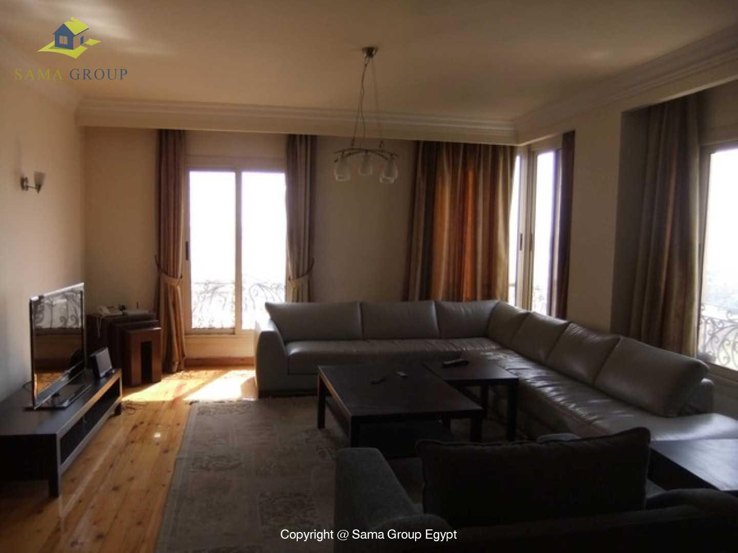 Modern Furnished Penthouse For Rent In Maadi,Modern Furnished,Penthouse NO #16