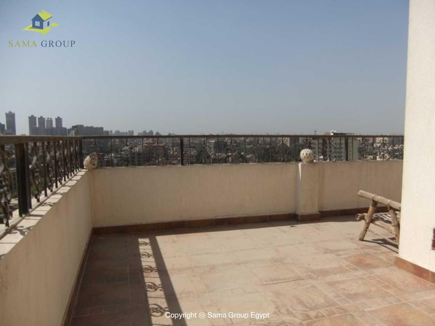 Modern Furnished Penthouse For Rent In Maadi,Modern Furnished,Penthouse NO #7