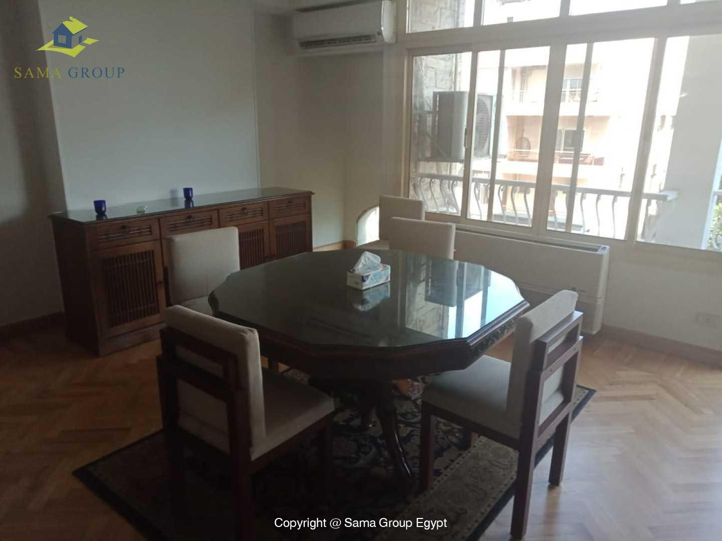 Furnished Apartment For Rent In Maadi Sarayat,Modern Furnished,Apartment NO #2