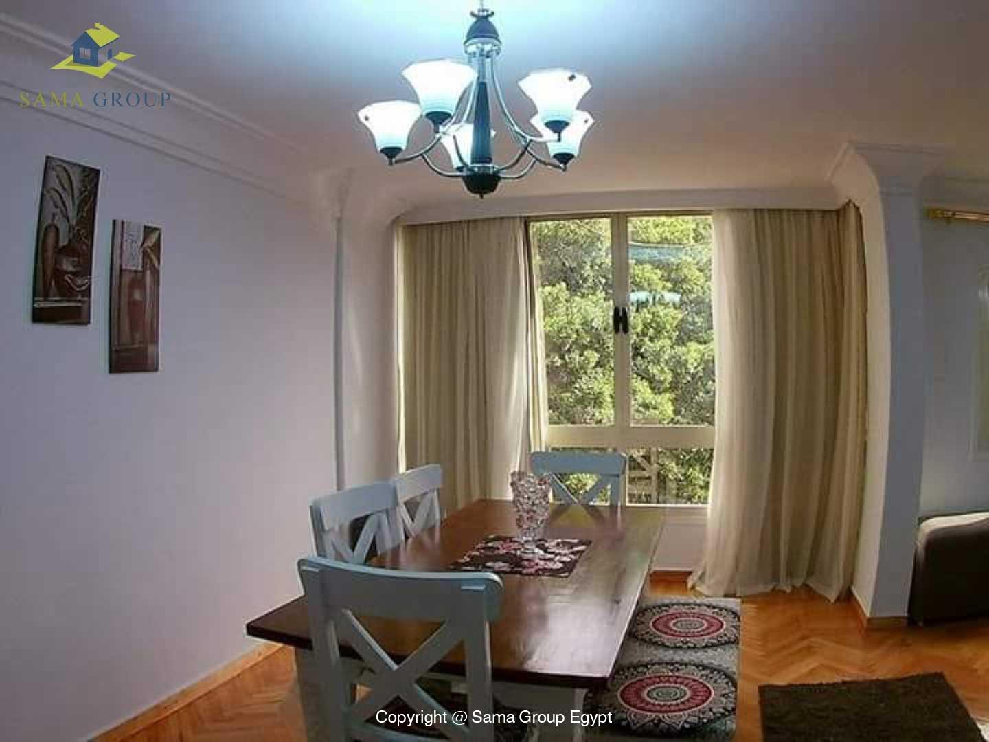 Furnished Apartment For Rent In Maadi Sarayat,Modern Furnished,Apartment NO #1