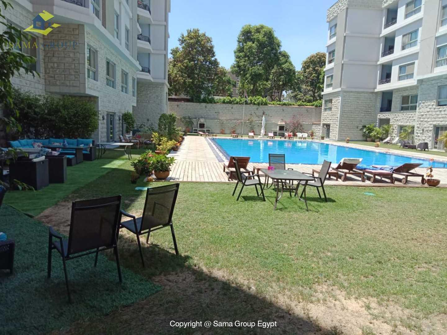 Fully Furnished Ground Floor For Rent In Maadi,Modern Furnished,Ground Floor NO #1
