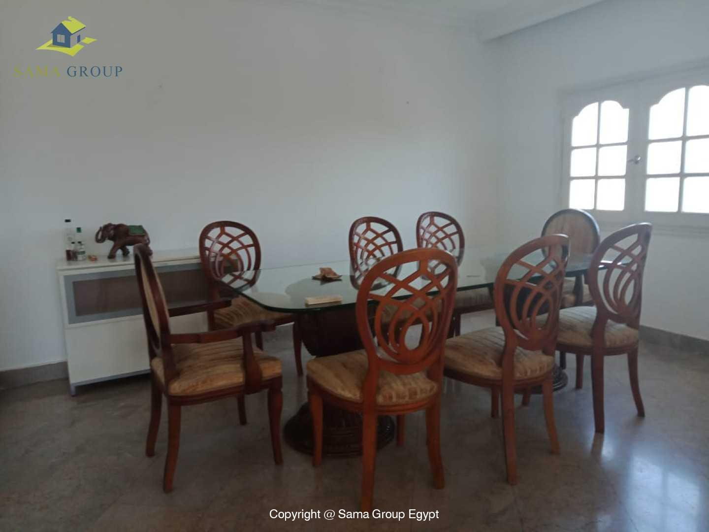 Penthouse With Pool For Rent In Maadi Degla,Modern Furnished,Penthouse NO #16