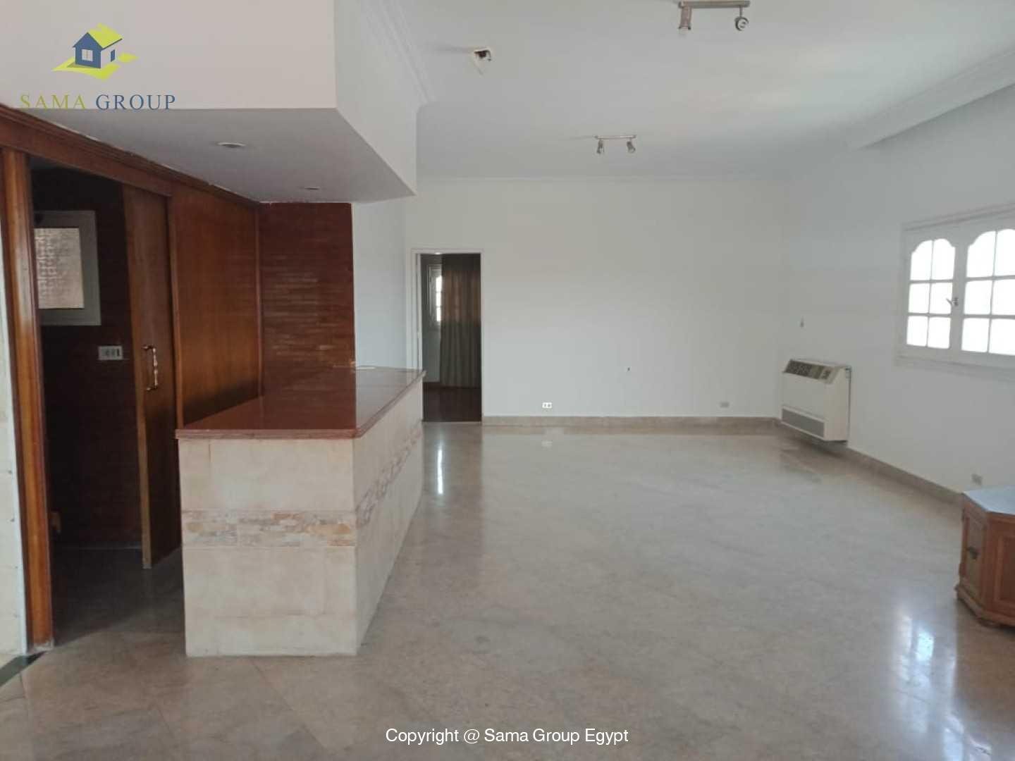 Penthouse With Pool For Rent In Maadi Degla,Modern Furnished,Penthouse NO #11