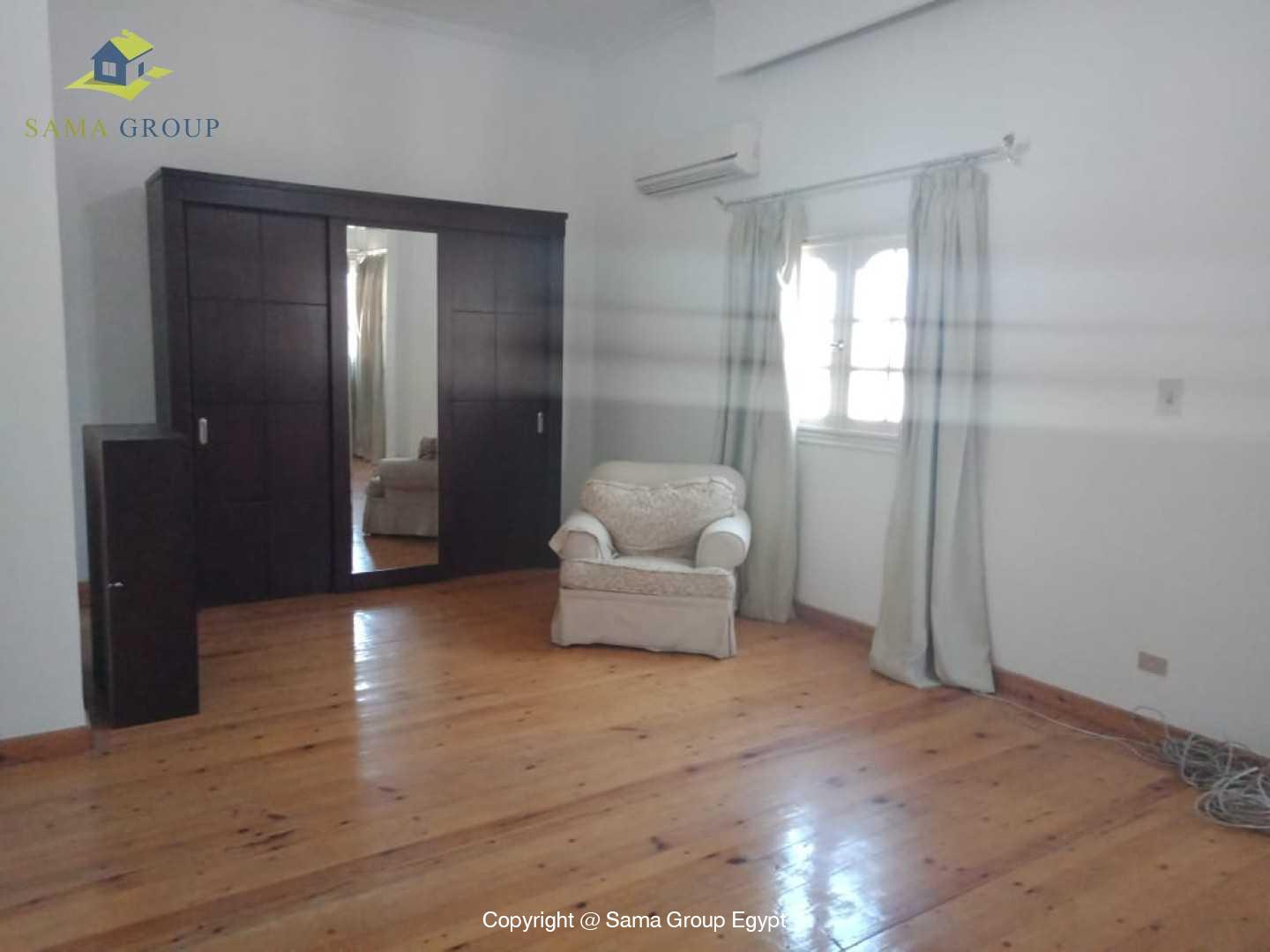 Penthouse With Pool For Rent In Maadi Degla,Modern Furnished,Penthouse NO #2