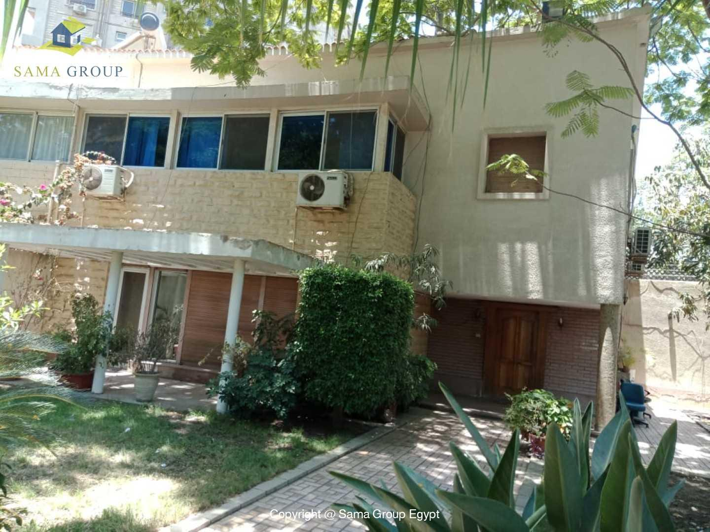 villa For Rent In Maadi Close to CAC,Semi furnished,Villa NO #1
