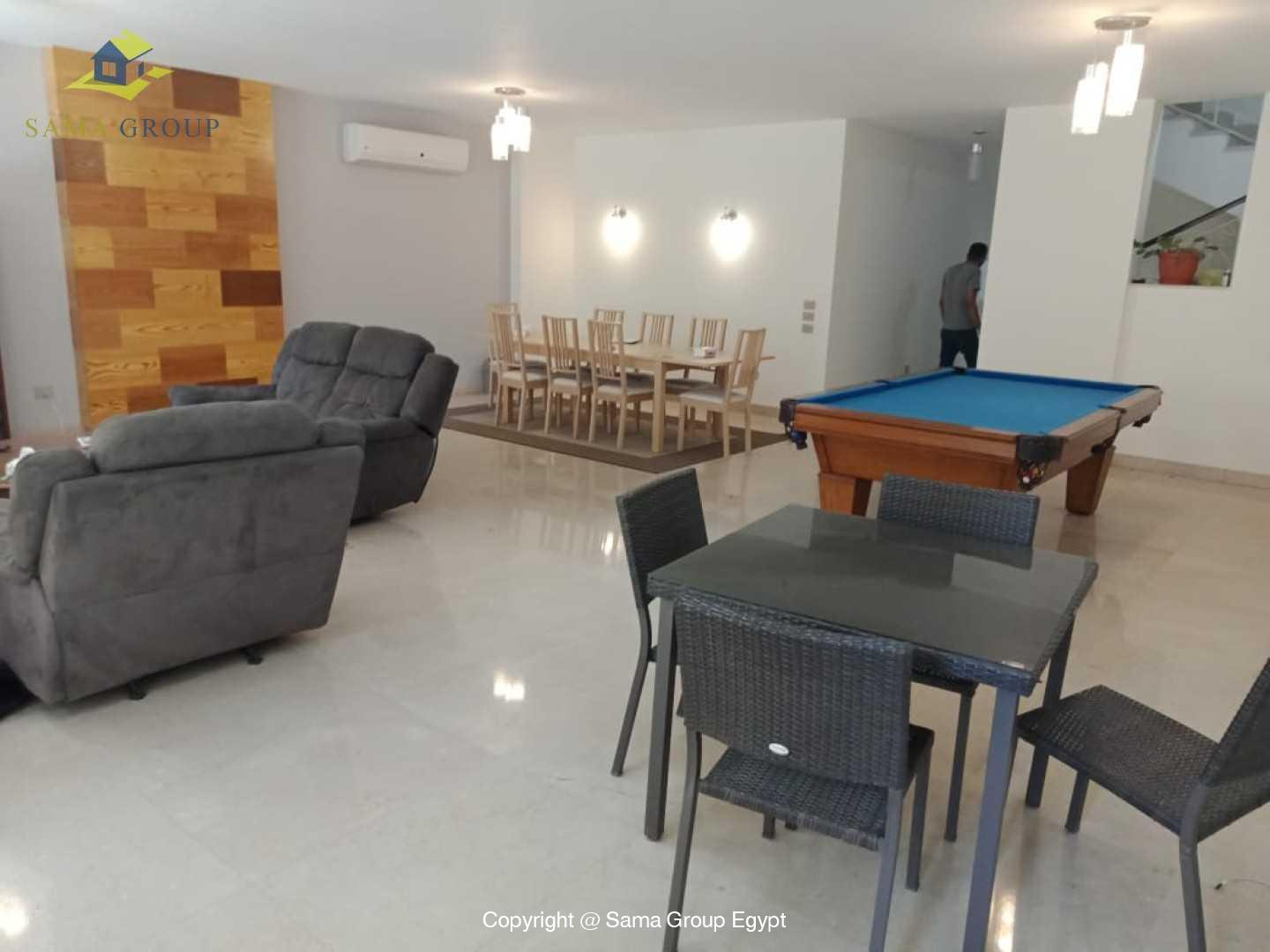 Modern Furnished Ground Floor For Rent In Maadi,Modern Furnished,Ground Floor NO #17