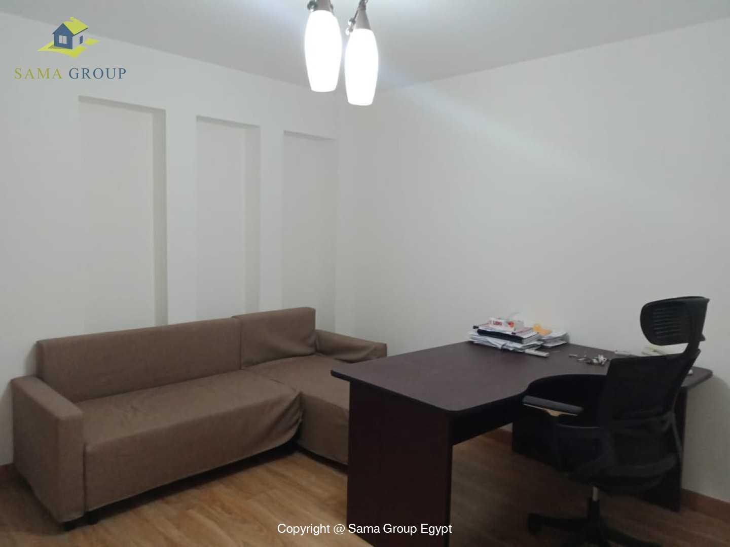 Modern Furnished Ground Floor For Rent In Maadi,Modern Furnished,Ground Floor NO #12