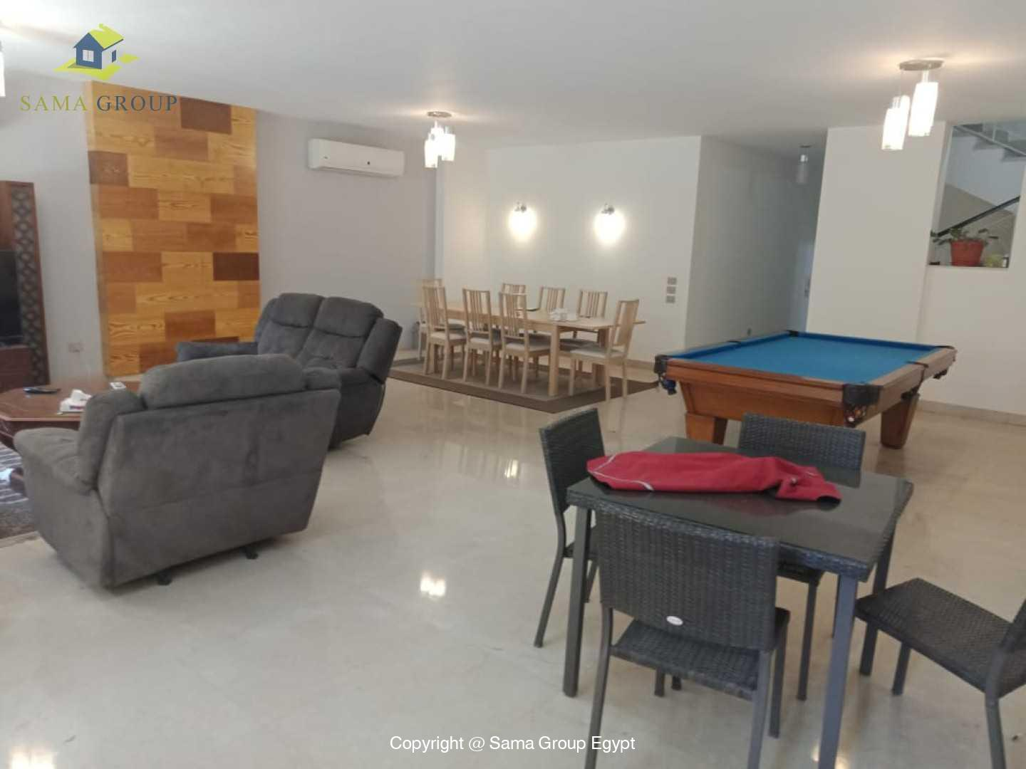 Modern Furnished Ground Floor For Rent In Maadi,Modern Furnished,Ground Floor NO #5