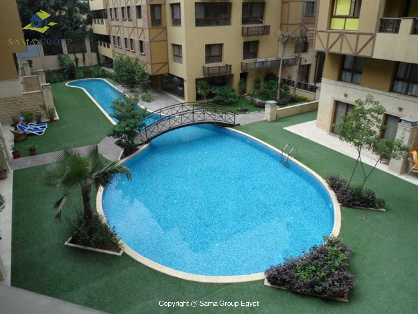 Semi Furnished Apartment For Rent In Maadi Sarayat,Semi furnished,Apartment NO #7