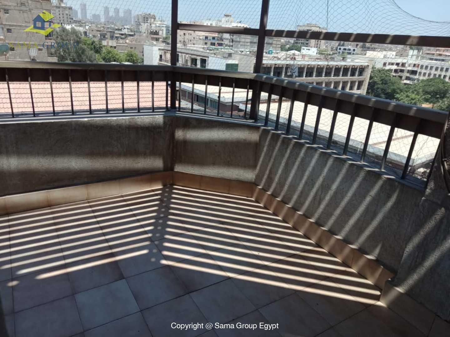 Penthouse For Rent In Maadi Degla Close to CAC,Furnished,Penthouse NO #16