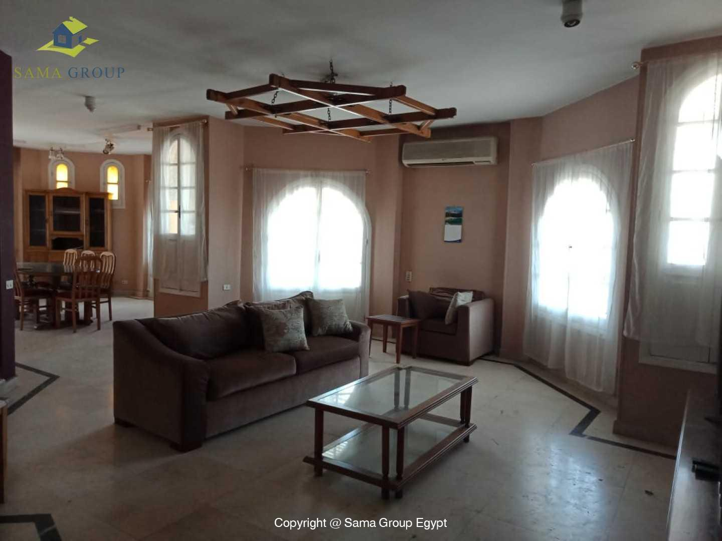Penthouse For Rent In Maadi Degla Close to CAC,Furnished,Penthouse NO #21