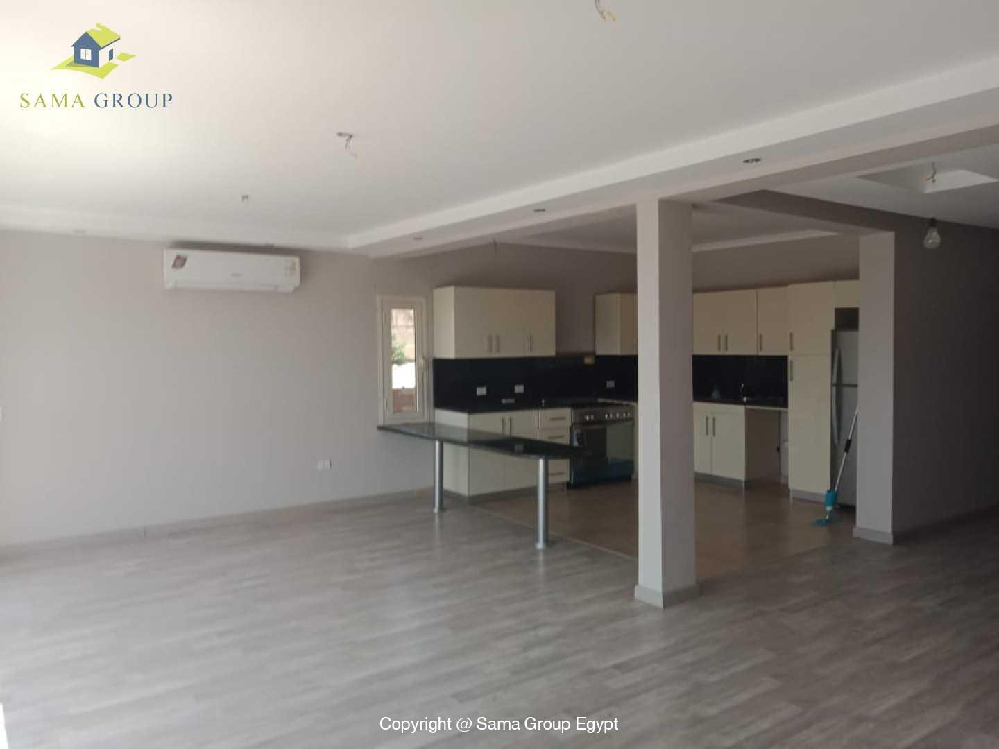 Penthouse For Rent In Maadi Sarayat,Semi furnished,Penthouse NO #1