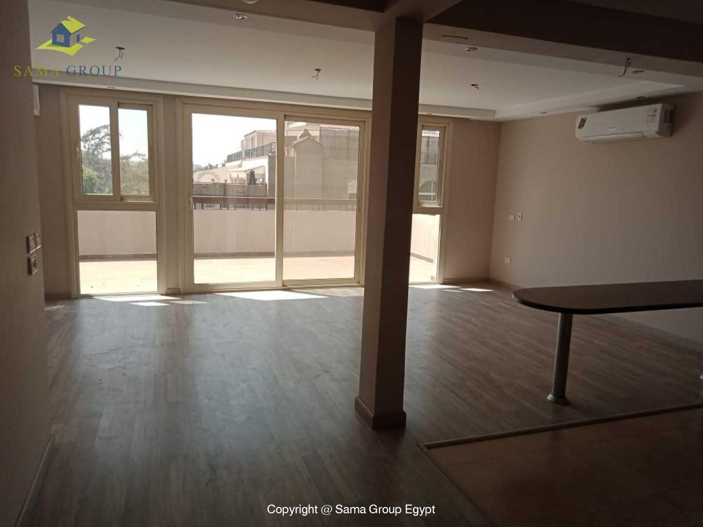 Penthouse For Rent In Maadi Sarayat,Semi furnished,Penthouse NO #4