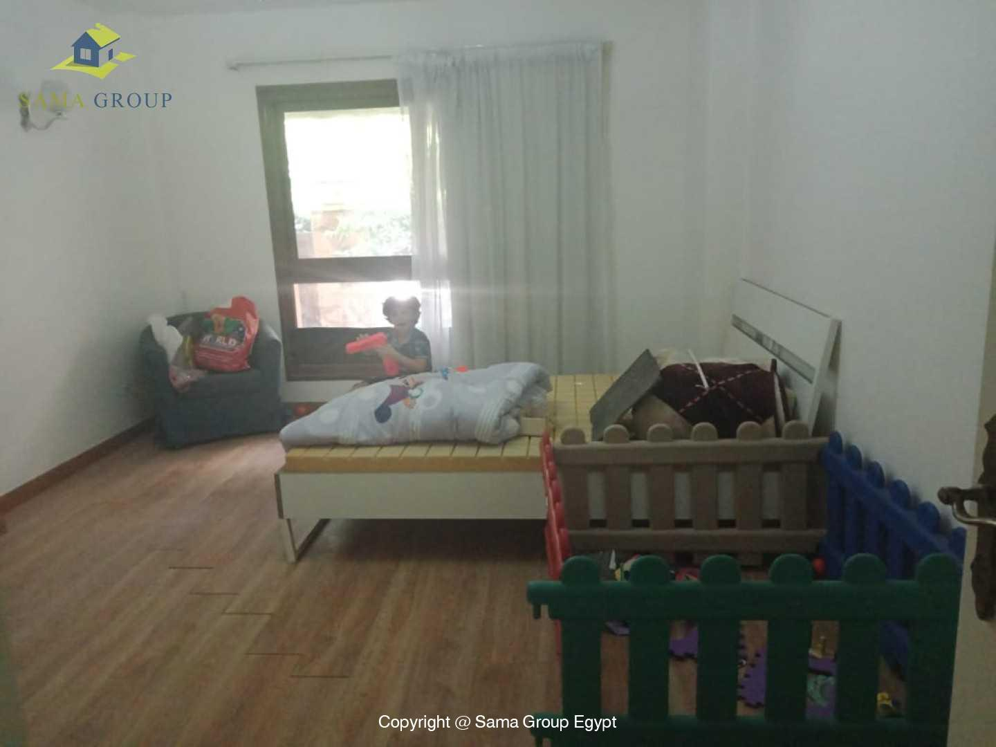 Ground Floor Duplex With Pool For Rent In Maadi Sarayat,Semi furnished,Ground Floor NO #3