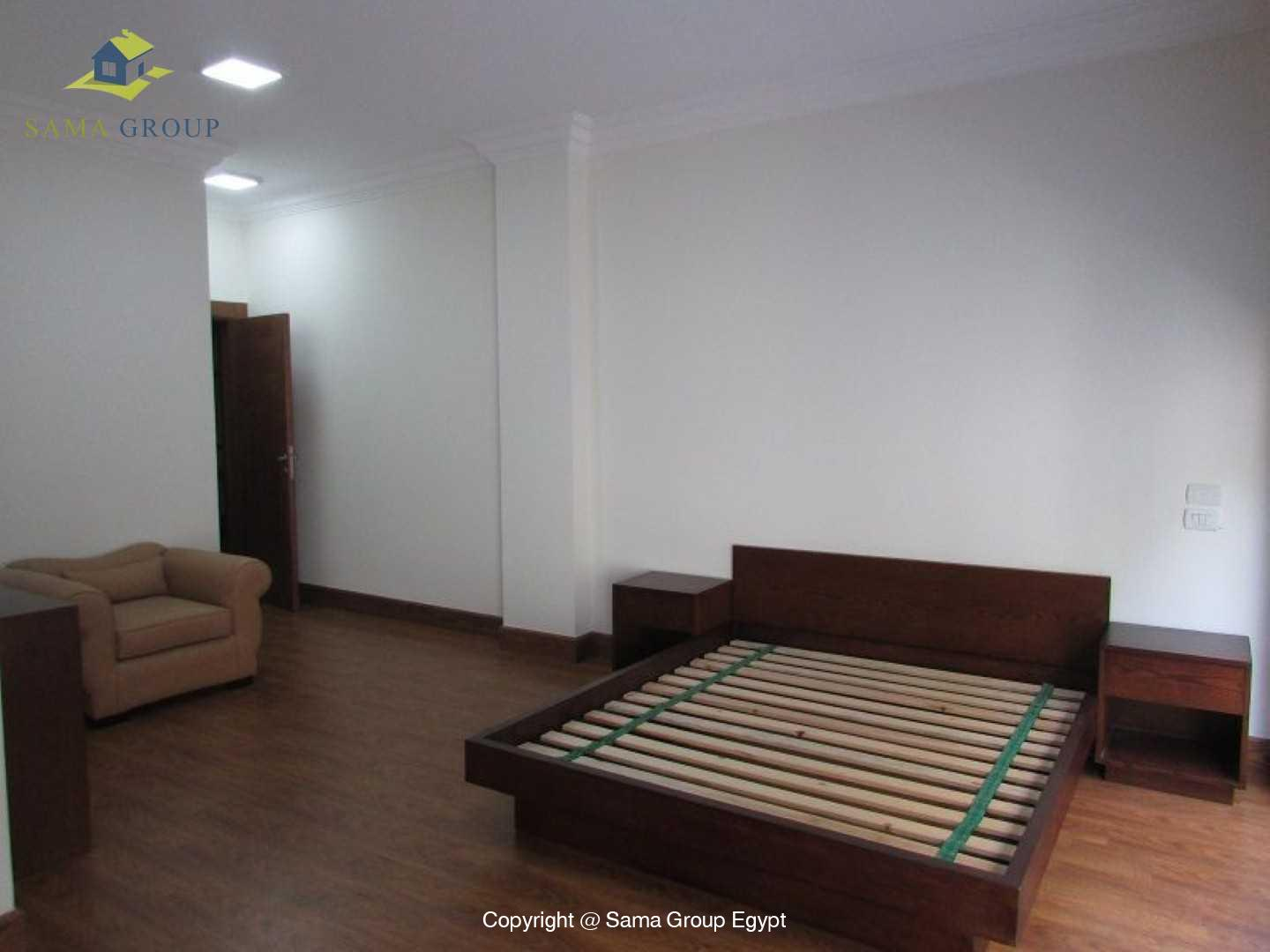 Ground Floor With Pool For Rent In Maadi Sarayat,Modern Furnished,Ground Floor NO #15