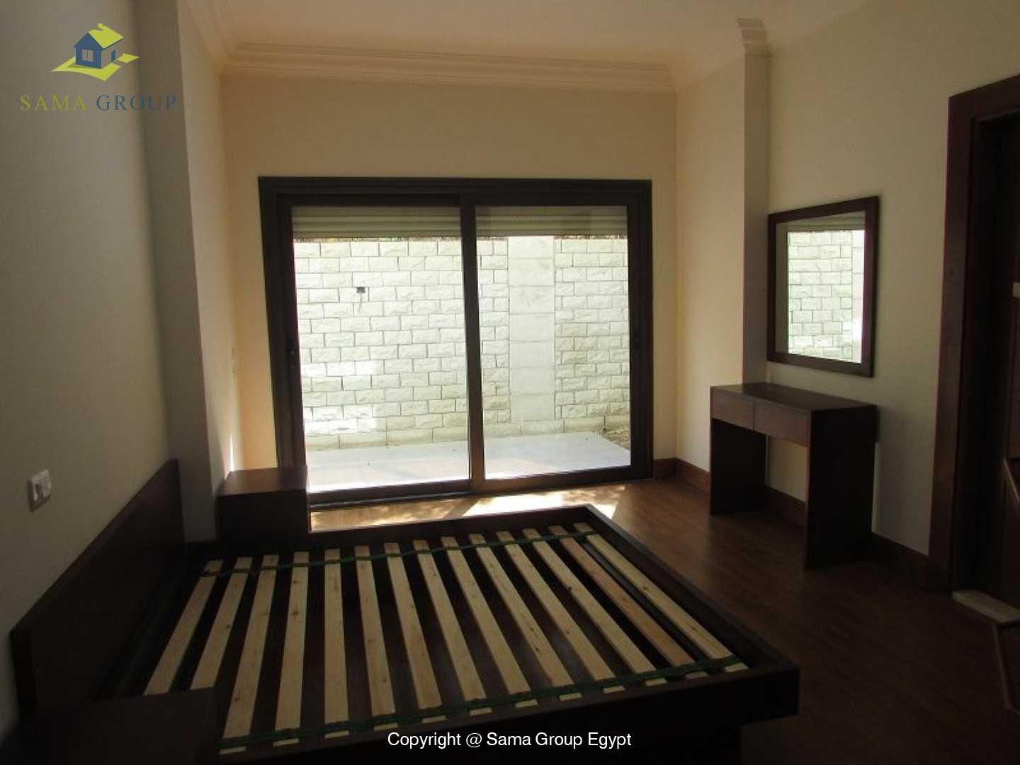 Ground Floor With Pool For Rent In Maadi Sarayat,Modern Furnished,Ground Floor NO #14